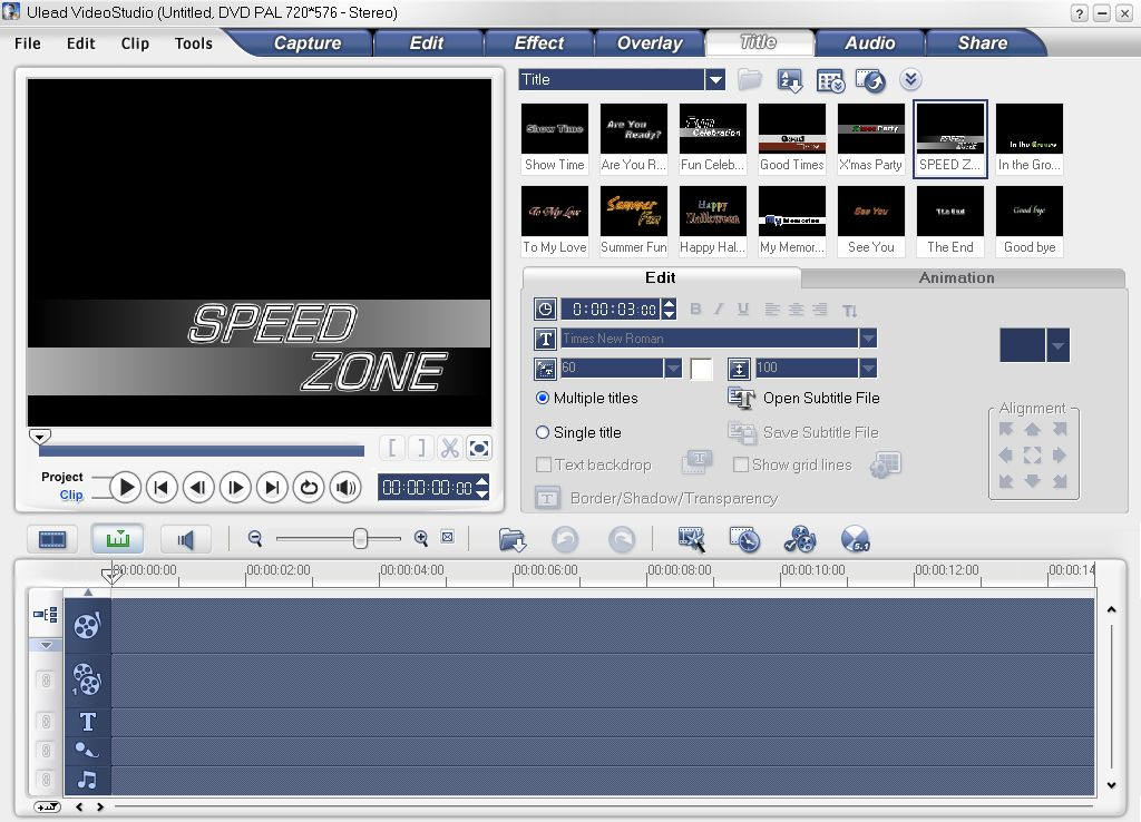 VideoStudio Pro Video Editing Software by Corel