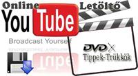YouTube videó letöltő